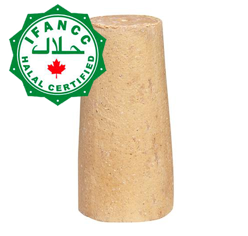 large authentic donair cone random weight 2x9.07kg